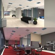 DOSCH 3D - Scene 3D - Office 04 - Plus 3d model