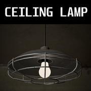 Plafondlamp 3d model