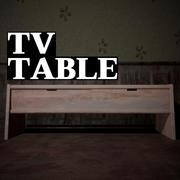 Tv-tafel 3d model