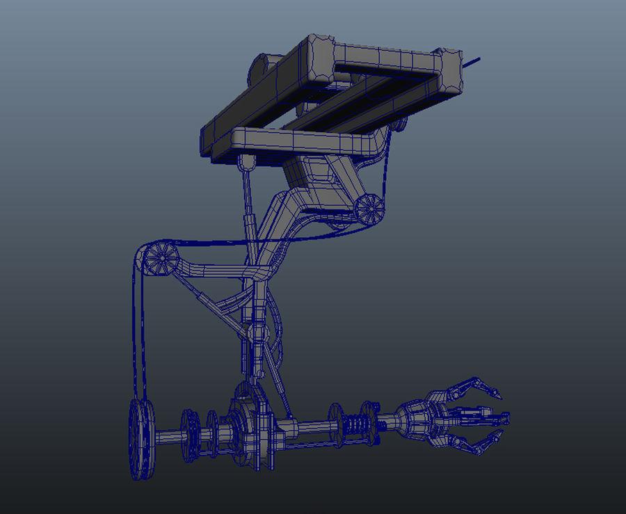 工場機械 royalty-free 3d model - Preview no. 6