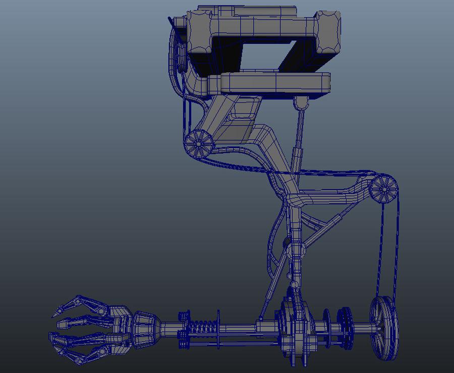 工場機械 royalty-free 3d model - Preview no. 7