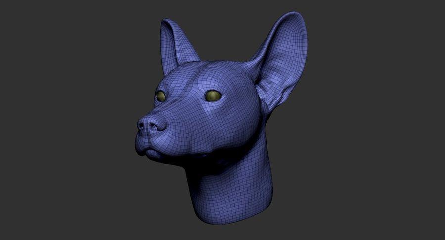 Köpek Başı Tabanı 2019 royalty-free 3d model - Preview no. 12