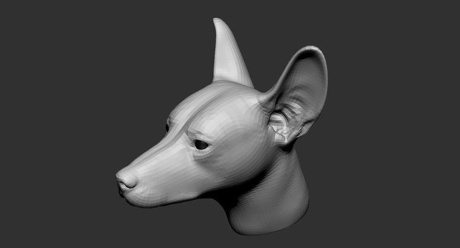 Köpek Başı Tabanı 2019 royalty-free 3d model - Preview no. 9