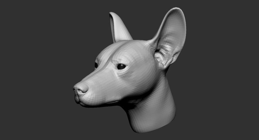 Köpek Başı Tabanı 2019 royalty-free 3d model - Preview no. 3