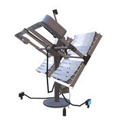 Solar charger panel 3d model