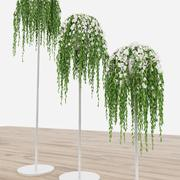 Roślina 46 3d model