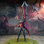 Aatrox League Of Legend 3d model