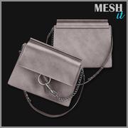 Gray Bag 3d model