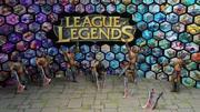 League Of Legends Gladiator Draven 3d model