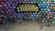 League of Legends Gladiator Draven 3d model