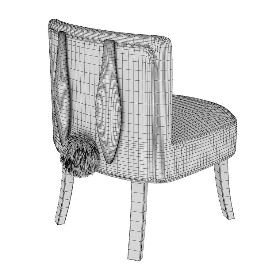키즈 테이블 셋 아마리 royalty-free 3d model - Preview no. 11