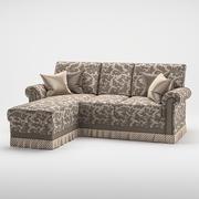 Sofá de esquina Maxim modelo 3d