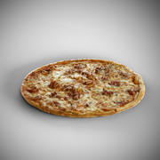 Pizza 3d model