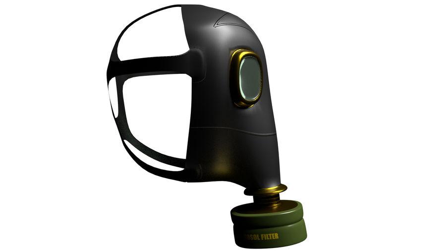 Maschera antigas royalty-free 3d model - Preview no. 4