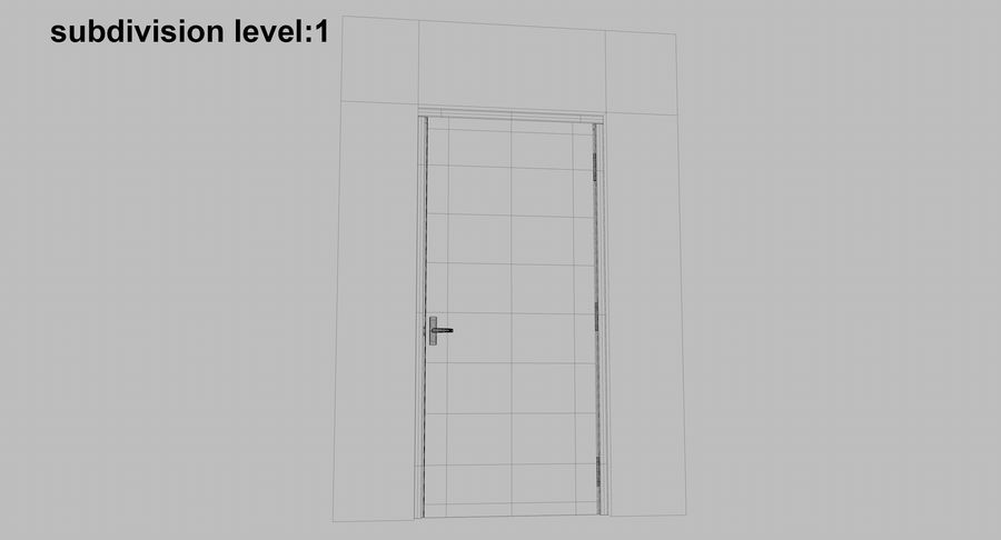 Acil Durumdan Çık royalty-free 3d model - Preview no. 23