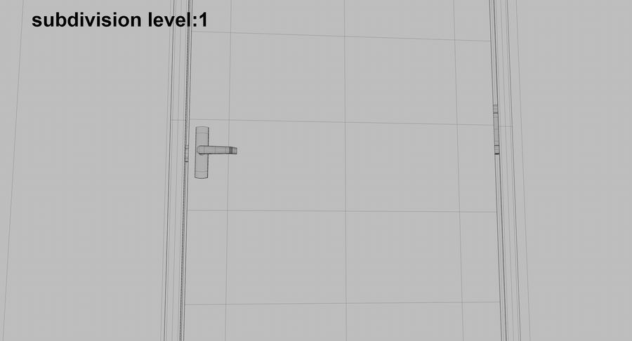 Acil Durumdan Çık royalty-free 3d model - Preview no. 25