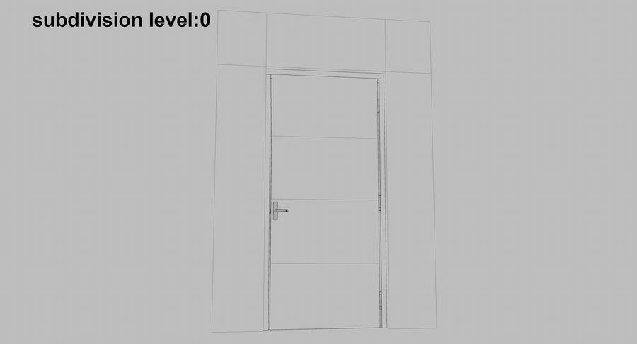 Acil Durumdan Çık royalty-free 3d model - Preview no. 22