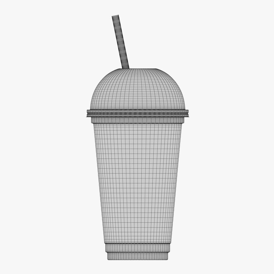Plastic Cup 500ml - 01 royalty-free 3d model - Preview no. 18