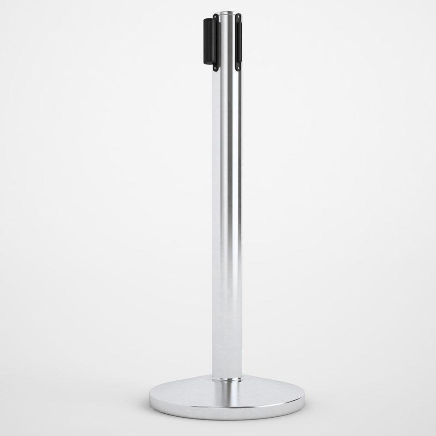 空港の支柱02 royalty-free 3d model - Preview no. 2
