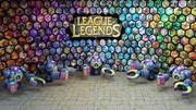 League Of Legends:Battle Boss Blitzcrank 3d model