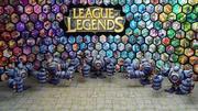league of legends blitzcrank steel chroma pack 3d model