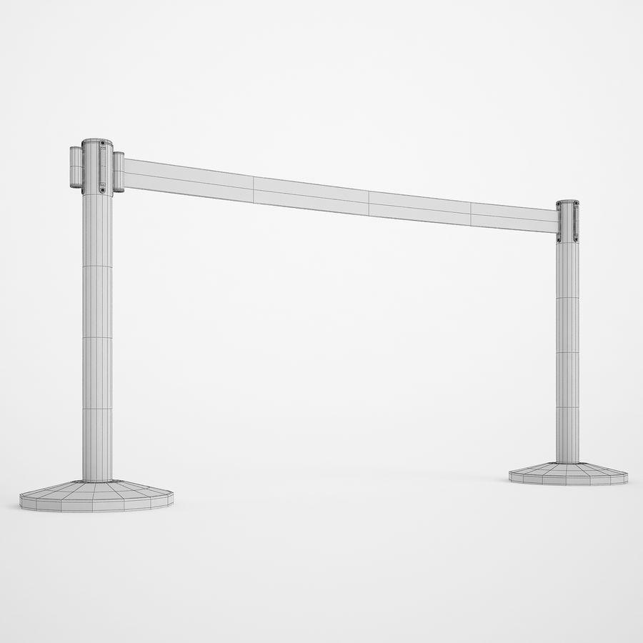 空港の支柱07 royalty-free 3d model - Preview no. 4