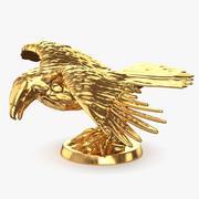Złoty Orzeł 3d model