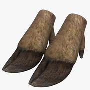 Moose Hoof 3d model