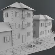 Casa velha 3d model