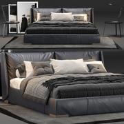 Fenice Bed 3d model