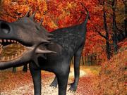 dragons 3d model