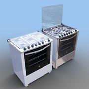 Soba Electrolux 3d model
