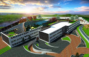 REVIT Hospital 3d model