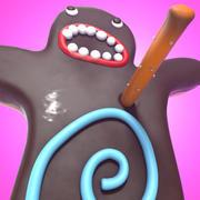 Voodoo Donut 3d model
