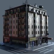 San Francisco Hotel 3d model
