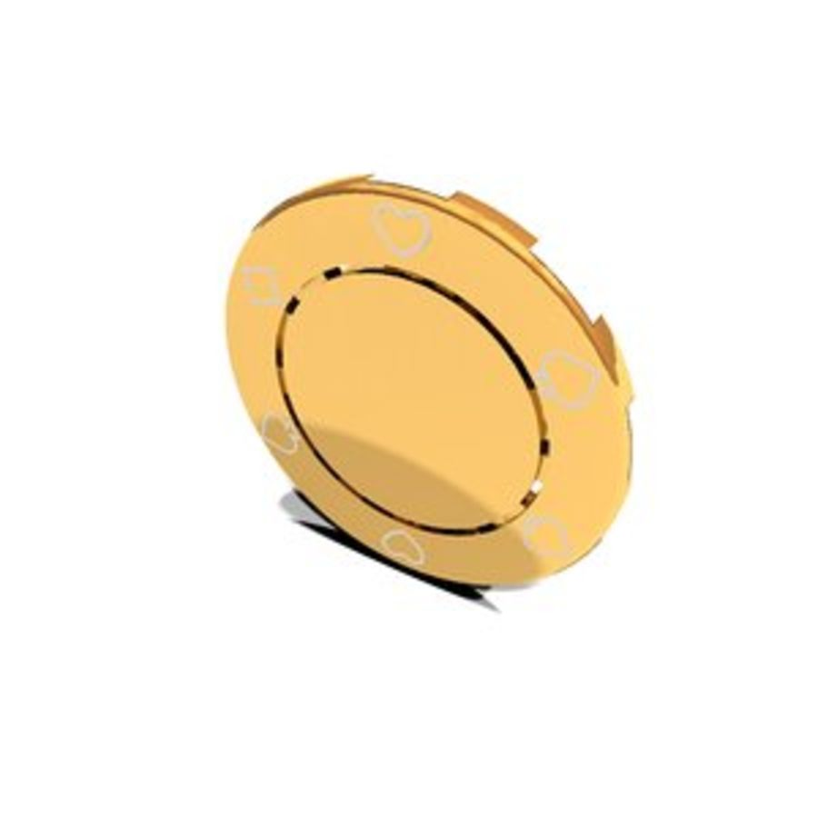 Casino Poker Gold Coin 3d Model 25 C4d Free3d