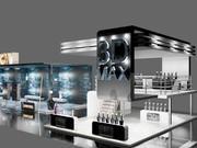 Showroom 3d 3d model