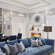 oturma odası 09 3d model