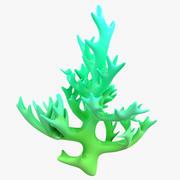 corail 3d model