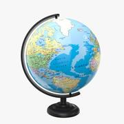 Globe 3D-model 3d model
