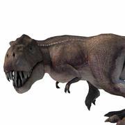 Realistic Tyranasaurus rex 3d model