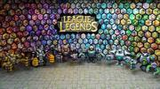 League Of Legends Blitzcrank all skin 3d model