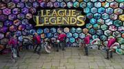 league of legends Draven skins 3d model