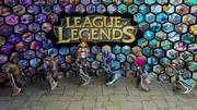 league of legends Draven skins 3d model
