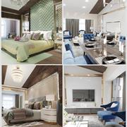 Apartament 21 3d model