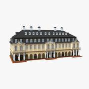 Hanau Wilhelmsbad Germany House 3d model