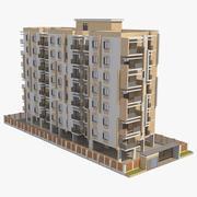 Wohnhaus 41 3d model