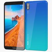 Xiaomi Redmi 7A Gem Blue 3d model