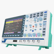 Digital Oscilloscope MSO-2072E 01 3d model