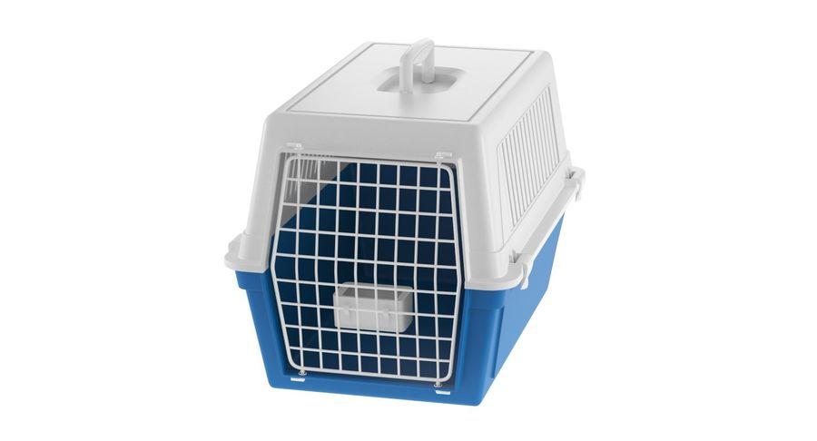 Trasportino per animali domestici royalty-free 3d model - Preview no. 6